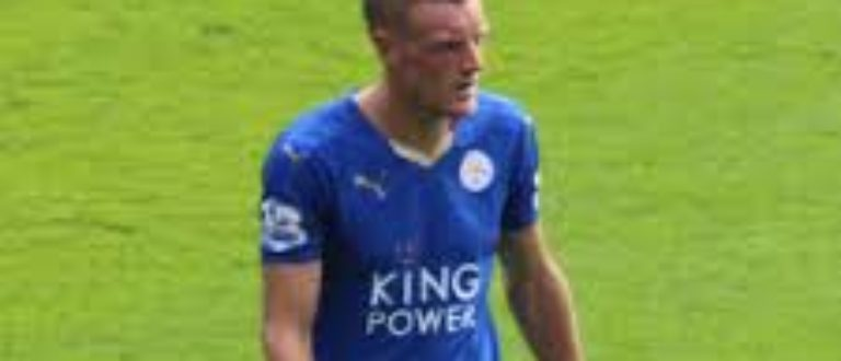 Article : Leicester, voici Jamie Vardy