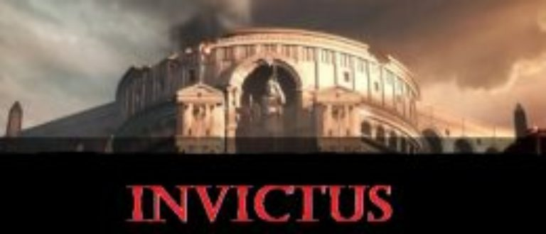 Article : Invictus L'Ode au Combat