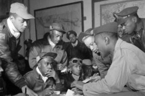 Article : Les Red Tails, L'Unité Historique De La Seconde Guerre Mondiale