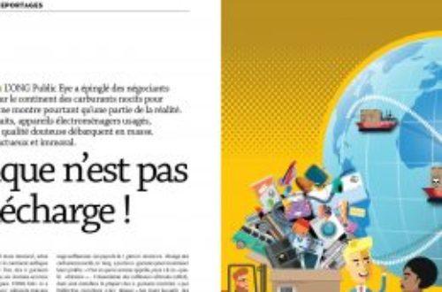 Article : L'Afrique poubelle du monde ?
