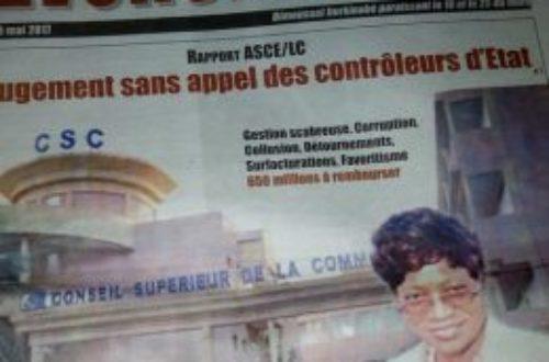 Article : #MondoCorrespondance: Au Burkina Faso, la corruption à la vie belle