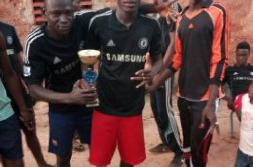 Article : A la rencontre des jeunes maracaniers du Burkina Faso