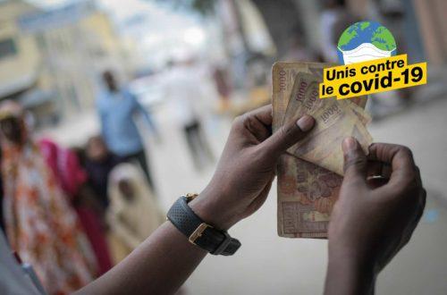 Article : Burkina Faso / Covid-19 et services bancaire: la croix et la bannière