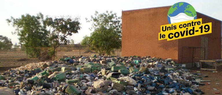 Article : Quelles conséquences du Covid-19 sur la gestion des déchets à Bobo-Dioulasso