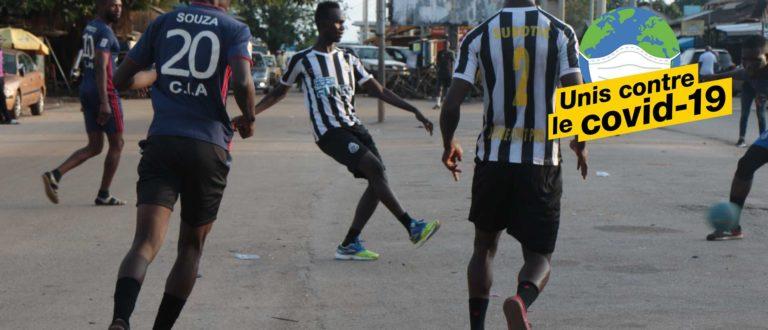 Article : Sport et Covid-19 à Bobo Dioulasso