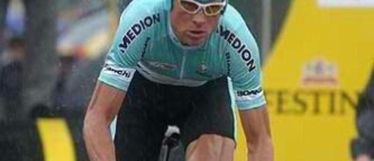 Article : Tour de France 2003: la chute qui a anéanti les chances de Jan Ulrich