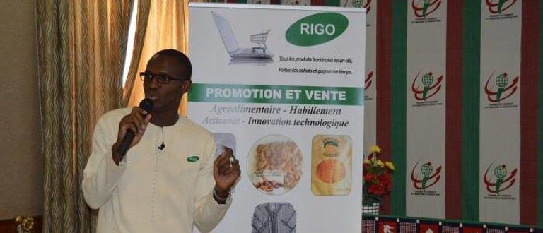 Article : Parlons digital au Burkina Faso avec Ounteni Ouoba