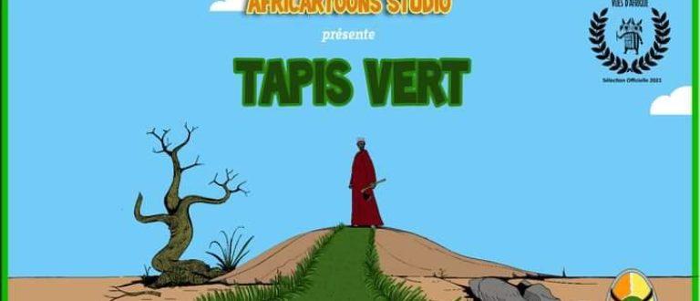 Article : Claver Yaméogo, l'ambassadeur du dessin animé made in Burkina Faso