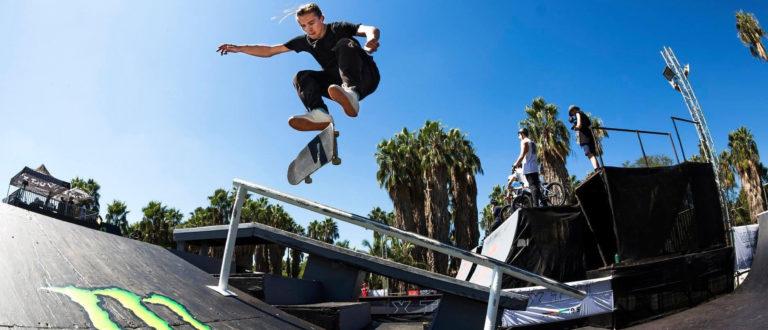 Article : Rencontre avec Brandon Valjalo, le porte drapeau du skateboard africain